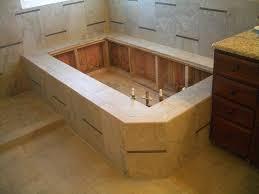 how to build a bathtub how to build a bathtub deck ideas build bathtub wall