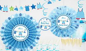 It's a Boy Baby Shower Decorations