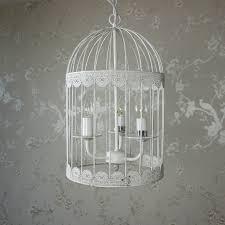 white birdcage chandelier white birdcage chandelier