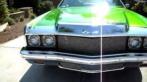 1973 chevy impala - YouTube