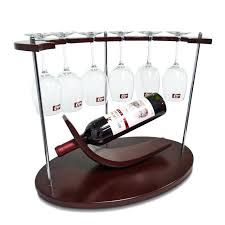 hanging wine glass rack bar kitchen cabinet hanging wine glass rack stemware holder storage wine glass