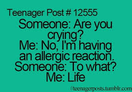 Teenager Post #12555 so relatable true story funny relatable ...
