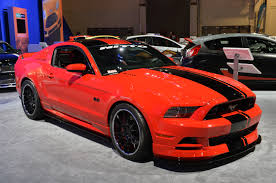 SEMA 2013: Nitto Tire 2014 Ford Mustang   Mustangs Daily