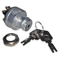 pollak 4 position ignition start switch keys part 31 610 start ignition switch key operated 4 position