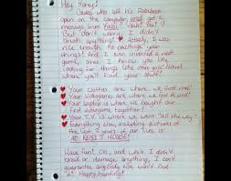 Best Breakup Letter Ever Is Actually Pretty Classless Twirlit