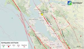 Outside of the five major faults in the bay area, research geophysicist brad aagaard with the u.s. Largest Hayward Fault Earthquake Since 1981 Raises Questions About What Could Happen Next Temblor Net