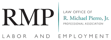 Law Office Logo Design Cool RMP Employment Law