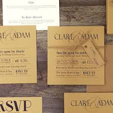 rustic print vintage wedding invitations vintage invitations and Rustic Wedding Invitation Cards rustic vintage wedding invitations on brown card with old twine wraps rustic wedding invitation cardstock