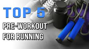 what are the best pre workout supplements for running in 2018