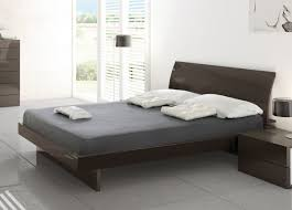 Modern King Size Bed Frame The Holland Big Advantages Modern