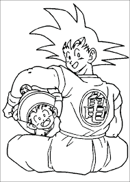 Dragon Ball Super Printable Coloring Pages Dragon Ball Coloring