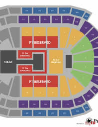 Bts Wings Tour Seating Chart Newark 2017 Bts Live Trilogy Episode Iii The Wings Tour Concert