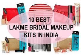 india 13 top best lakme bridal makeup kit makeup kit bridal make up and