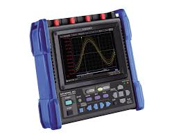 Hioki Chart Recorder Temperature Data Acquisition System Benchtop For High
