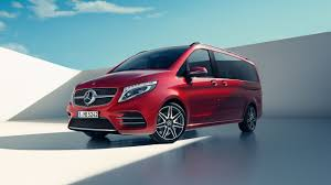 The compact suv with a signature sense of style. Mercedes Benz V Class Make Your Move