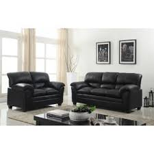 Leather Living Room Sets You ll Love