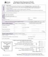 Requesting A Death Certificate Free 5 Sample Death Certificate Forms Pdf