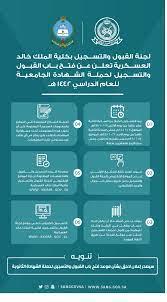رابط التسجيل بكلية الملك خالد العسكرية لحملة الشهادات الجامعية 1442 وزارة  الحرس الوطني – بداية حصري