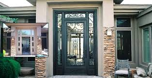 iron and glass front doors large entry doors innovation design 5 large multi sliding glass doors iron and glass front doors
