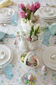 16 delightful diy easter table decor