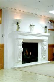 fireplace mantel shelves living room contemporary with cast stone fireplace mantel image by manteirectcom