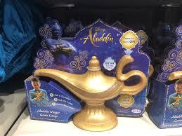 Aladdin Merchandise Talking Genie Lamp Toy Micechat