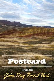 postcard from the john day fossil beds the atlas heart postcard from the john day fossil beds in eastern oregon usa