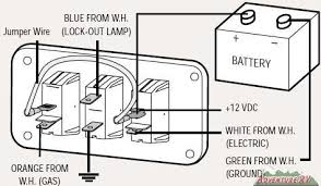 2015 stealth 2313 water heater problem page 3 forest river forums hot then makes the other side of the switch hot when turned on to send power to where it needs to go in your case the relay for the electric heating