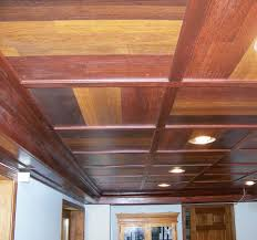 Types Of Ceilings Insulating Basement Ceiling In Two Types Of Basement Ceilings Dry