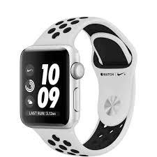 <b>Умные часы Apple Watch Nike+</b> Series 3 GPS 38mm белый Nike