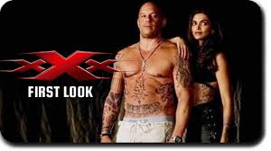 XXX The Return of Xander Cage First Look Deepika Padukone Vin.