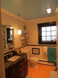 your 5th wall e2 80 a6 what 93 found this painted that bathroom the bathroom ceiling lights ideas