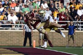 Boston College Football Depth Chart 2013 Charlie Callinan Football Boston College Athletics