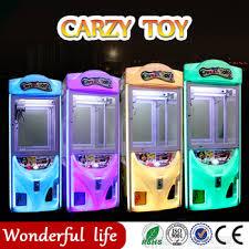 Crane Vending Machine Codes Unique Arcade Claw Toy Crane Prizing Game Machine For Sale Crane Vending