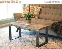 small coffee table. Sale Industrial Square Leg Coffee Table Small