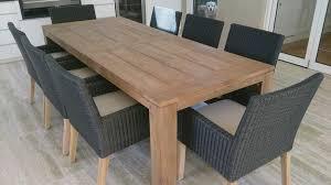 teak dining table 2017