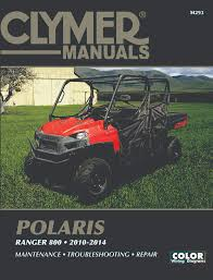 polaris ranger 800 repair manual 2010 2016