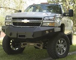All Chevy chevy classic 2005 : Fours 03-04 HD 05-07 Chevy Classic Winch Bumper No Grill Gua