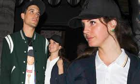 Lana Del Rey and G-Eazy seen out together for first time | Daily ...