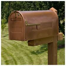 mailbox designs. Image Of: Copper Mailbox Designs