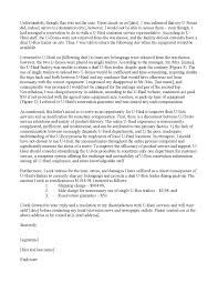 example of a successful u haul arbitration complaint letter example of a successful u haul arbitration complaint letter