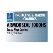 Armorseal 1000 Hs Epoxy Sherwin Williams Company Sweets