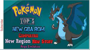 Top 5 Best Completed Pokemon GBA Rom 2020 with Mega Evolution, New Regio...  | Mega evolution, Gba, Evolution