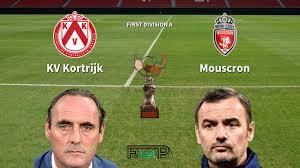 KV Kortrijk vs Royal Excel Mouscron Live Stream, Odds, H2H, Tip - 13/09/2020