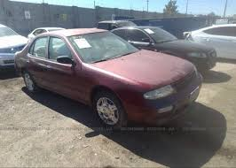 1n4bu31d0tc180119 Regular Red Nissan Altima At Henderson