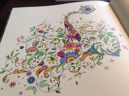 Coloring Pages Coloring Pages Secret Garden Book Is Great When