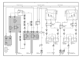 elec mirrors wiring diagram pt cruiser wiring diagram repair guides overall electrical wiring diagram 2005 overall