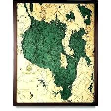 Framed Nautical Charts Robertalimones Co