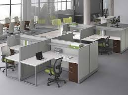 Open office cubicles Bad Office Wk107 Mycarforum Workstations Los Angeles Crest Office