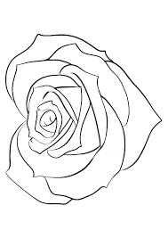 Coloring Pages Roses Rose Coloring Pages Roses And Hearts Page